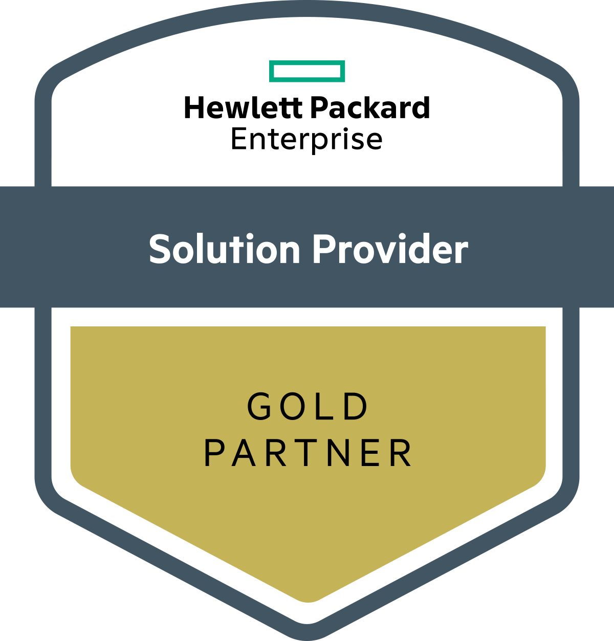 Kompetera er - HPE Gold Partner - Solution Propvider