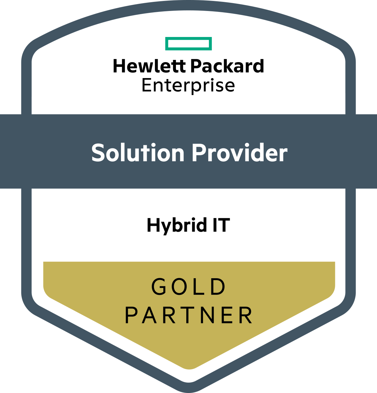 Kompetera er - HPE Gold Solutions Provider - Hybrid IT
